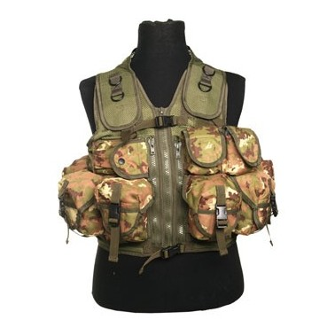 Gilet tactique US VEGETATO