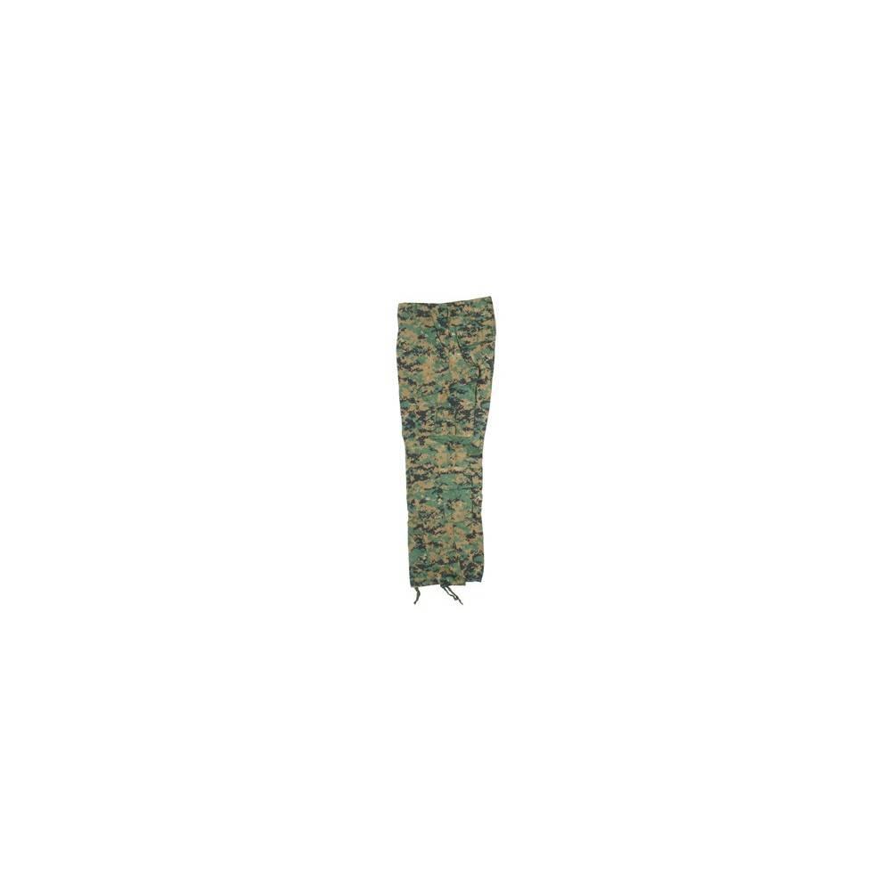 Treillis ACU (army combat uniform) ripstop DIGITAL WOODLAND