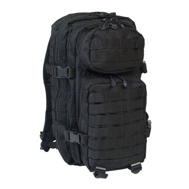 Sac us assault noir 30L