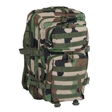 Sac us assault CCE 50L