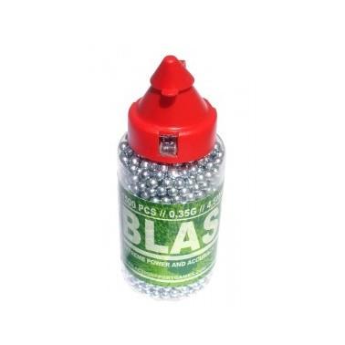 Billes Blaster acier 4,5mm x 1.500rd 15936