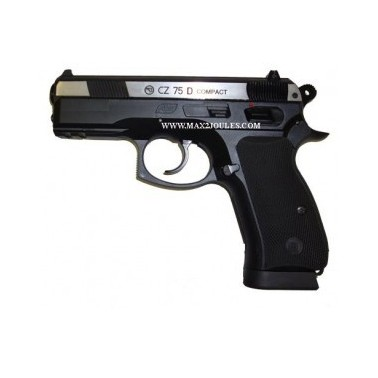 Cz75d compact dual tone gnb co2 4.5mm 16200