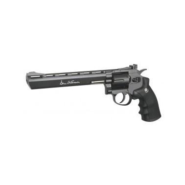 """Dan Wesson noir 8"""" GNB 3j 4.5mm co2 16183"""