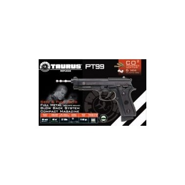 Taurus PT99 metal semi et full auto chargeur court CO2 210508
