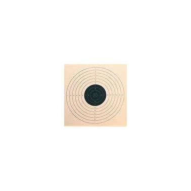 Carton cible 17x17 par x500 cibles