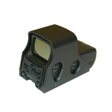 551 holo sight 21mm rouge / vert 16833
