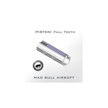 Piston plein dent 7 dents metals 15700