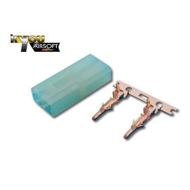 Connecteur mini Tamiya pour batterie