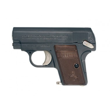 Colt 25 noir 0.07j spring 180180