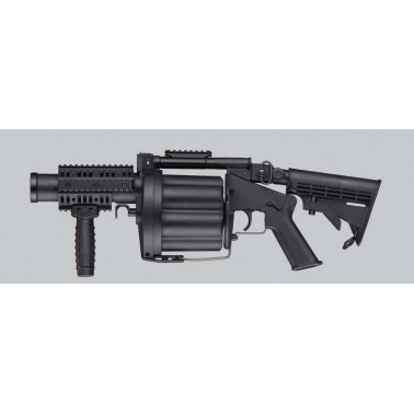 GLM Lance grenade 40mm 6 coups ICS-190