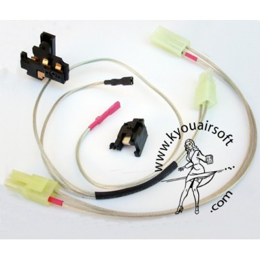 Bloc electrique gear pour sortie arriere ultimate 16630