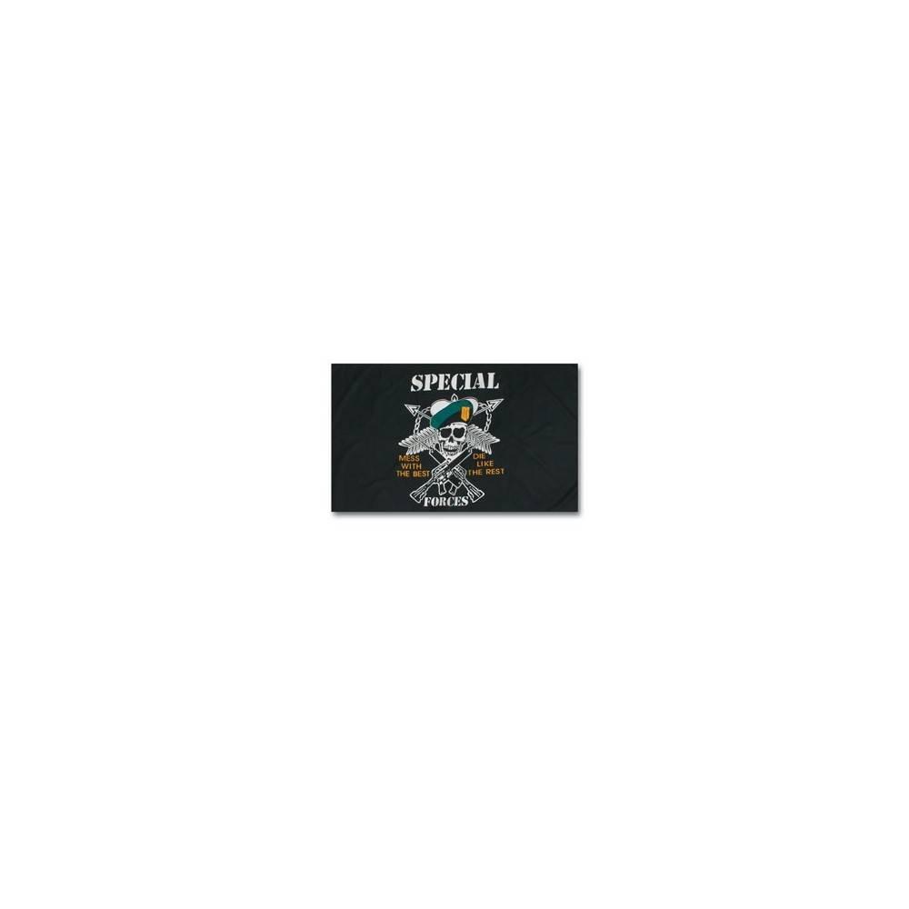 Drapeau forces special 90x150 cm