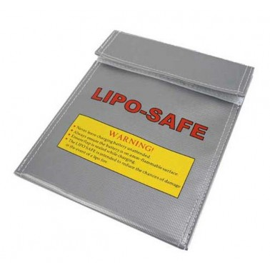 SAFE BAG SAC LIPO PROTECTION ANTI FEU - EM-LPSF