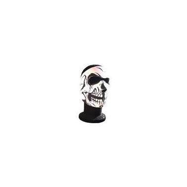 Masque neoprene integral tete de mort