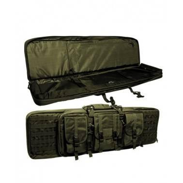 Housse fusil olive 105x27x7cm miltec