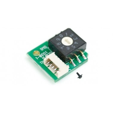 MX5-pro fire rounds controller ICS mp-119