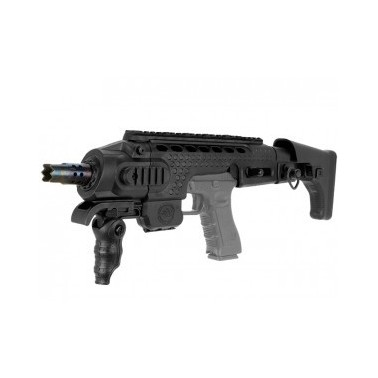 TPS tactical stock noir 603163