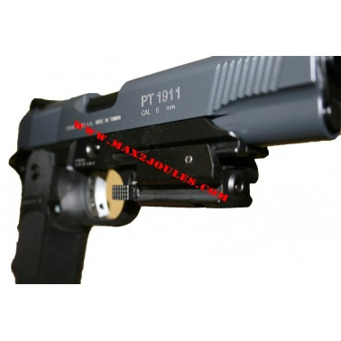 micro laser incorporé dans rail 263877