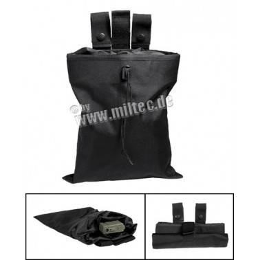 Poche à gerber empty shell pouch noir mil-tec