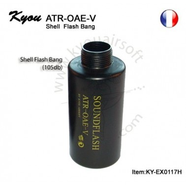 Coque vide ATR-oae-V flash bang