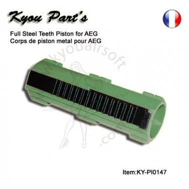 corps de piston dent metal kyou