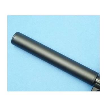 Silencieux +/-14mm noir diam 32mm x 206mm