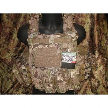 Armor carrier british defcon5 multiland