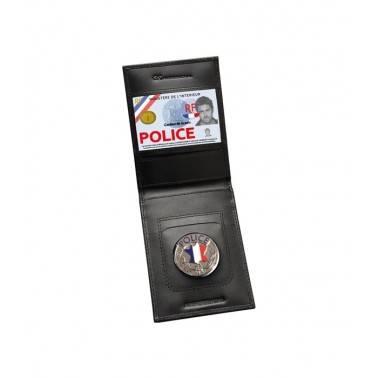 Porte carte vertical 2 volets Navigo + nouvelle carte pro GKpro 4181