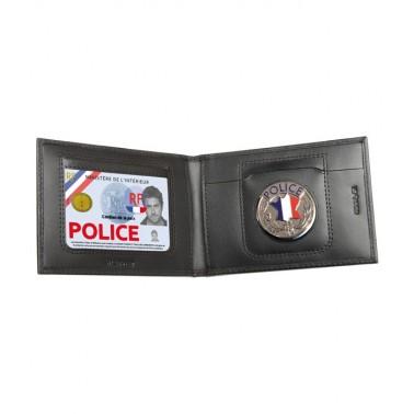 Porte carte horizontal 2 volets Navigo + nouvelle carte pro GKpro 4182