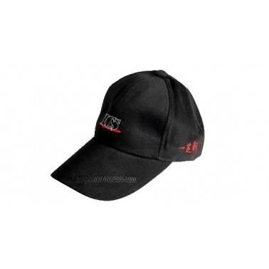 casquette ICS noire
