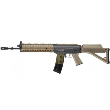 Sig SG-551 MRS DE Dark earth ICS ics-153
