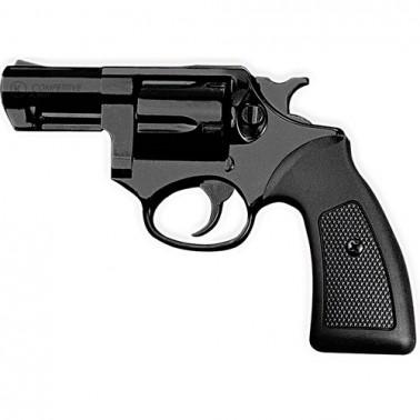 """Revolver KIMAR Competitive 2"""" Noir 9mm à blanc"""
