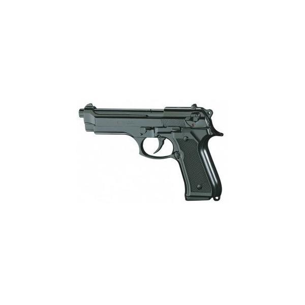 pistolet kimar model 92 semi automatique 9mm blanc. Black Bedroom Furniture Sets. Home Design Ideas