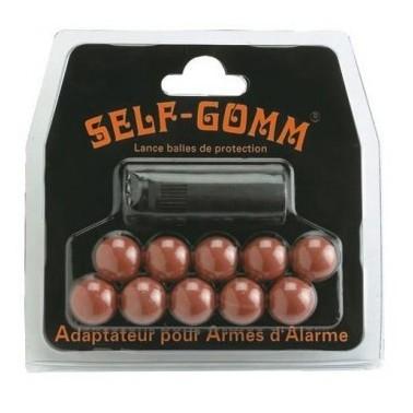 Adaptateur filetage m8 pour arme à blanc umarex vendu avec 10 balles 44075