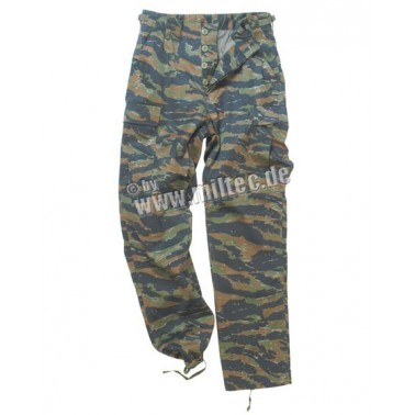 Pantalon  type BDU Tiger stripe