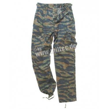 Pantalon  type BDU Tiger stripe