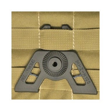 adaptateur interface attache molle pour roto holster IMI zm100