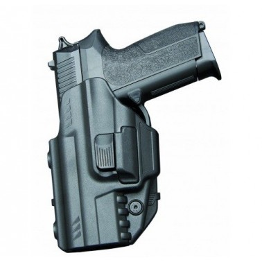 Holster gaucher etui civil à retention port haut pour sig 2022 GKpro
