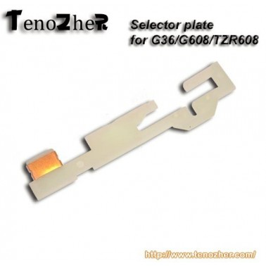 selector plate pour g69 g608 v36 tenozher tzr01018
