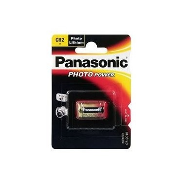 Pile CR2 3v Lithium power PANASONIC