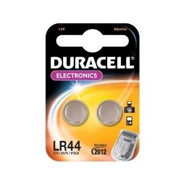 Lot de 2 LR44 Duracell