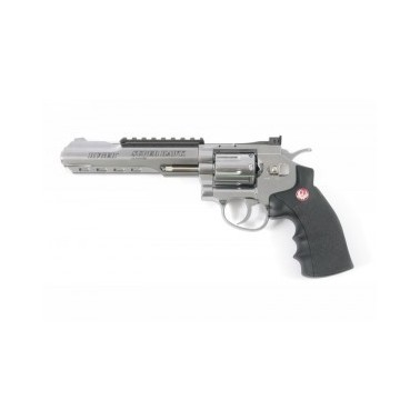 "Revolver RUGER super hawk 6"" 6mm chrome 3j 25781"