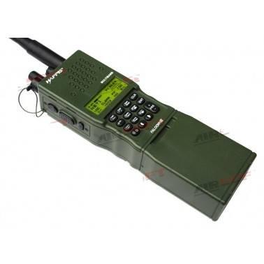 Radio Militaire plastique element