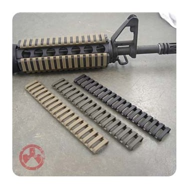Couvre rail magpul (1 piece) Foliage green fg