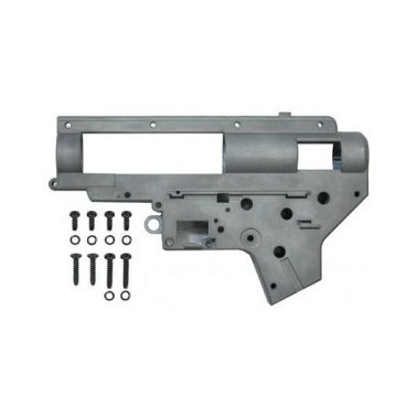 Gear box renforcee vide 6mm GUARDER v2 compatible marui