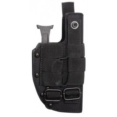 Holster rétention noir tous models