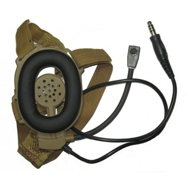 casque bowman elite 2 tan Z-tactical z027