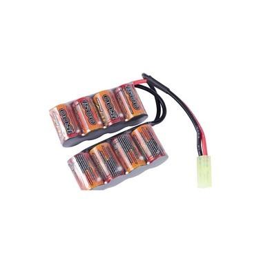Batterie pour gr4 g26 9.6v 1500mah g&g g-11-038