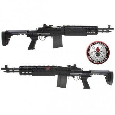 M14 hba-s noir ebr g&g 1.1j full metal egm-014-hba-s