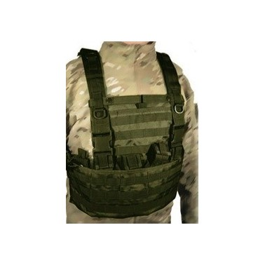 gilet tactique MOLLE OD swiss arms 604035